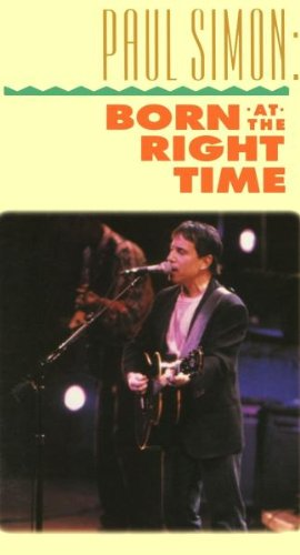 paul-simon-born-at-the-right-time-vhs