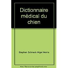 Dictionnaire médical du chien