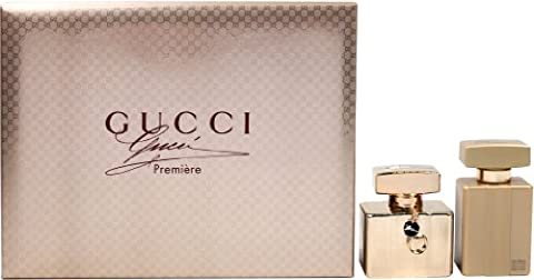 Gucci Premiere Geschenkset femme / woman, EDP Vaporisateur / Spray 50 ml, Bodylotion 100 ml, 1er Pack (1 x 150 ml)