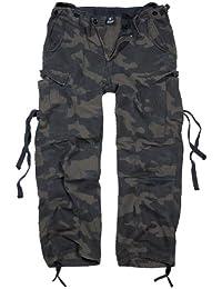 Brandit M65 Vintage Trousers Hose darkcamo