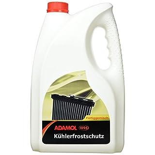 ADAMOL 1896 01260239 Kühlerfrostschutz-38 Grad, Fertiggemisch, 5 L, 5L