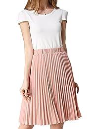 fe0ca2059329 Suchergebnis auf Amazon.de für: plissee rock - Röcke / Damen: Bekleidung