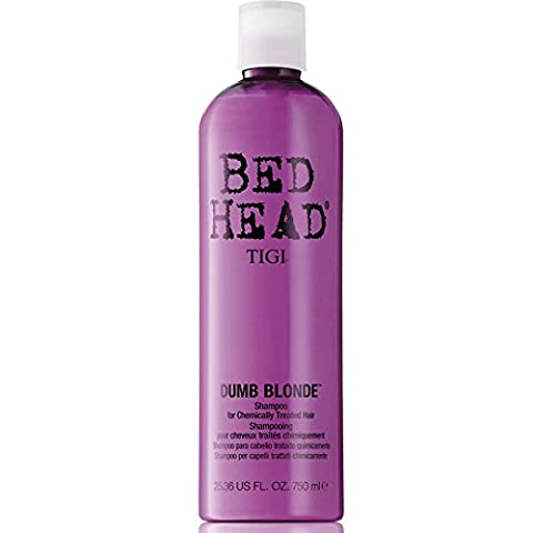 Bed Head Dumb Blonde Shampooing 750 ml