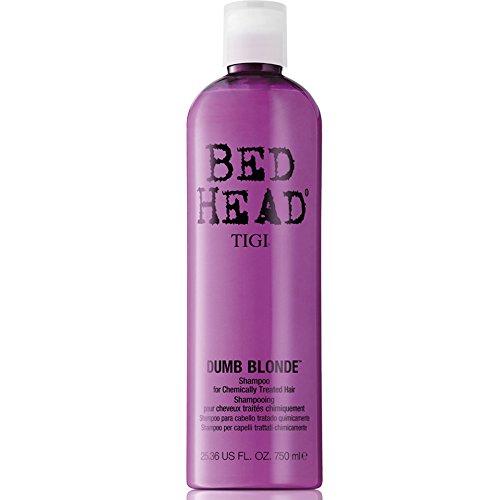 Tigi BED HEAD Dumb Blonde Shampoo, 1er Pack (1 x 750 ml)