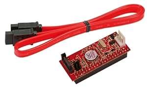 Konverter S-ATA zu IDE ATAPI ( PATA ) - SATA zu IDE Adapter