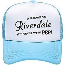 URMOSTIN Riverdale Southside Serpents Gorras de Béisbol para Hombre Mujer  Trucker Hat Moda Casual Swag Sombrero d05556d2762