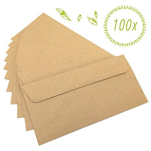 Japun - Briefumschläge (100 Stüc...