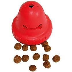 Campana portapremio de goma-Juego para hacer galletas, para entretenimiento tu de perro