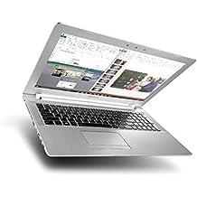 Lenovo Z51-70 Notebook con Windows 10, Intel Core i7-5500U, RAM 12 GB, SSHD500G+8G, Display da 15.6