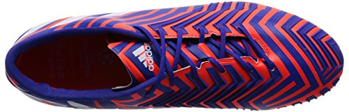 Adidas Predator Instinct Sg, Chaussures de Football Homme Multicolore (solar Red / Ftwr White / Night Flash)