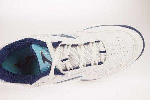 Joma , Chaussures de fitness pour femme - BLANCO-AZUL