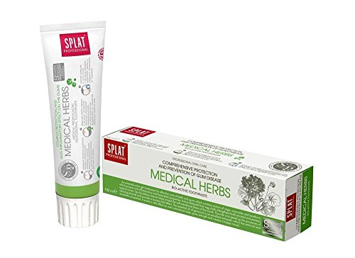 Splat Splat Medical Herbs Professionelle Zahnpasta, 100ml