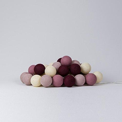 Cotton Ball Lights 716855431691