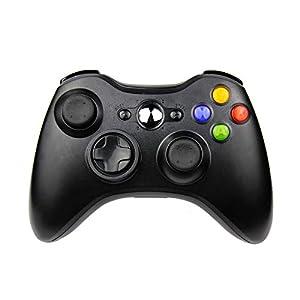JAMSWALL Xbox 360 contrôleur sans fil Nouveau contrôleur de jeu sans fil à Distance Pad Pour Microsoft Xbox 360 Manette PC Windows 7 XP Whit contrôleur sans fil Joypad Pour Windows Bluetooth