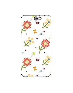 HTC One A9 nkt03 (118) Mobile Case by SSN
