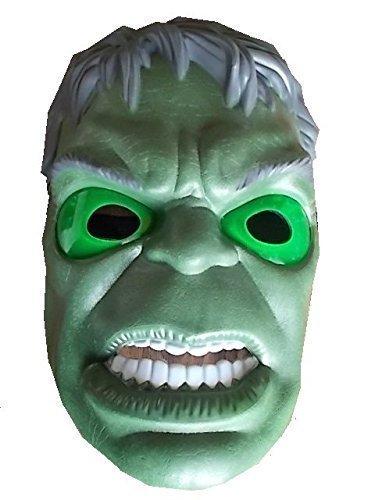 Neue Hulk Man Maske mit LED Beleuchtung für Kinder