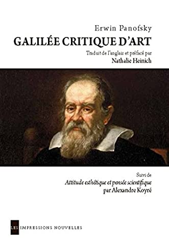 Galilée, critique d'art