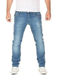 Yazubi Herren Jeans Aaron Slim Fit