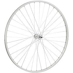 Wilkinson Alloy Hybrid - Rueda para Bicicleta híbrida, 700C, Talla 700 C