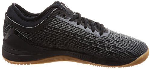 0 8 alloy Crossfit Fitness gum Noir Black de Chaussures Femme Nano Reebok aqtwxvdEE