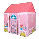 Alomejor Kid Spielzelt Spielhaus Tragbare Gartenhaus Spielhaus Indoor und Outdoor Spielzeug Zelt...