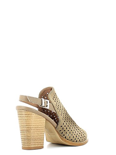 KEYS 5119 Sandalo tacco Donna Beige