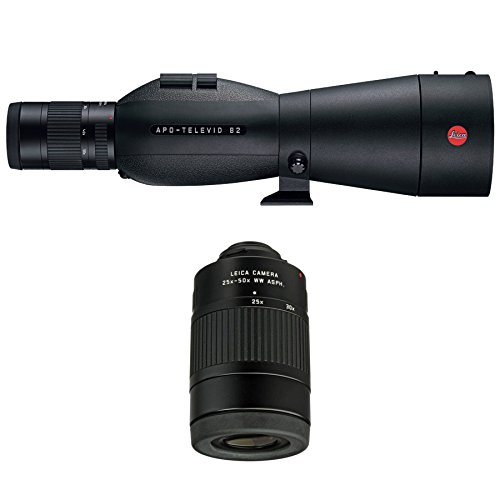 Leica APO-Televid 82 82mm Spotting Scope Body Straight for sale  Delivered anywhere in UK