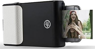 Prynt - Imprimez des photos instantanément depuis la coque de votre Smartphone - Pour iPhone 5/5S/SE Noir