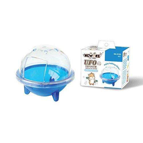 forme-ufo-salle-de-bain-de-hamster-cage-toilette-pour-petit-animal-gerbille-bleu