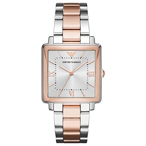 Emporio Armani 3 ZEIGER AR11066 Wristwatch for women Design Highlight