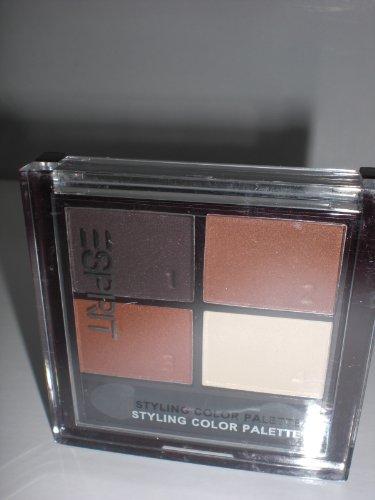 Esprit Eyeshadow Palette Lidschatten 4-er Fb. 202 Sunset Brown