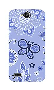 SWAG my CASE Printed Back Cover for Huawei Honor Holly