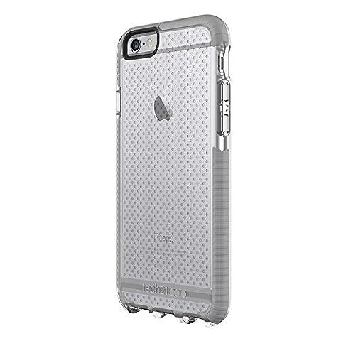 Tech21 Evo Mesh Coque pour iPhone 6 Plus/6S Plus Transparent