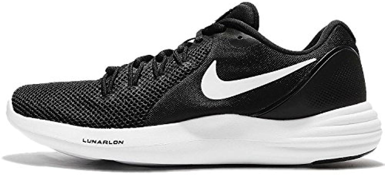 Zapatillas de running Lunar para hombre Nike Black / White-Cool Grey 11