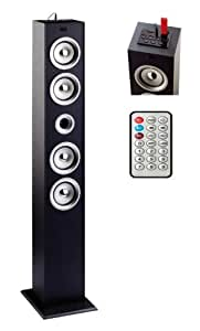 Clipsonic BX1028 Barre de son vertical pour Smartphone/Tablette/MP3/iPod/iPhone