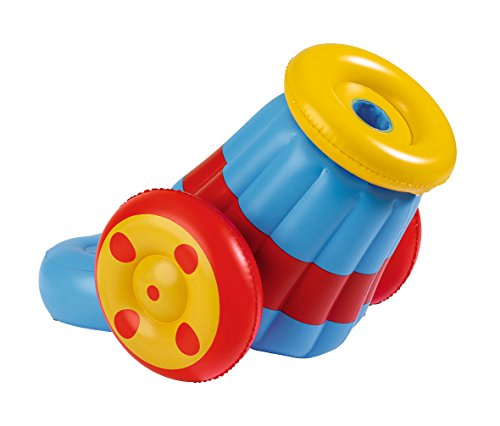 Preisvergleich Produktbild Simba Toys 107300355 Aufblasbare Ballkanone