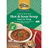 Asian Home Gourmet Szechuan Pikant & Sauere Suppenpaste 50g