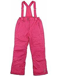 6473be2e6 Weatherproof 32 Degrees Girls Winter Snow Ski Boarder Lined Suspender Bib  Pant (X-Small
