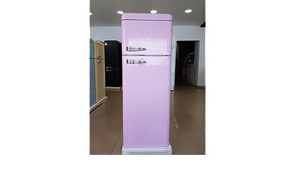 Retro Kühlschrank Pink : Five5cents g215 schaub lorenz sl 208 kühlgefrierkombination