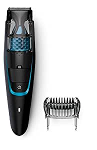philips vacuum beard trimmer cordless and corded for men bt7206 15 health personal. Black Bedroom Furniture Sets. Home Design Ideas