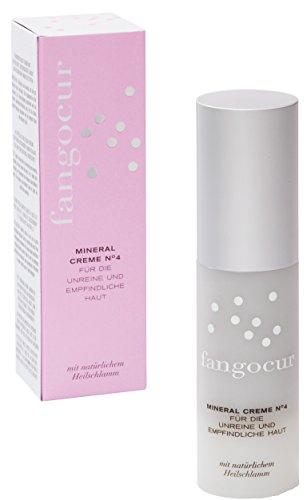 fangocur Mineralcreme No. 4 für die unreine und empfindliche Haut, 1er Pack (1 x 30 ml)