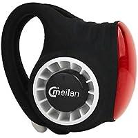 Fesjoy Alarma de Bicicleta S3 Timbre antirrobo Control inalámbrico USB Recargable IPX6