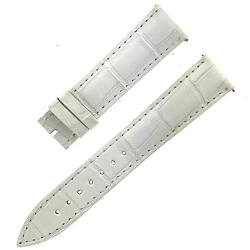 franck-muller-18-16mm-genuine-alligator-leather-matte-white-watch-band