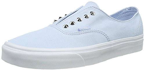 Vans Unisex-Erwachsene Authentic Gore Sneaker Blau (studs/skyway)