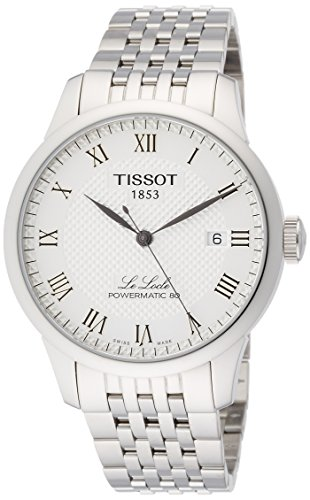 Mens Tissot Le Locle Powermatic 80 Automatic Watch T0064071103300