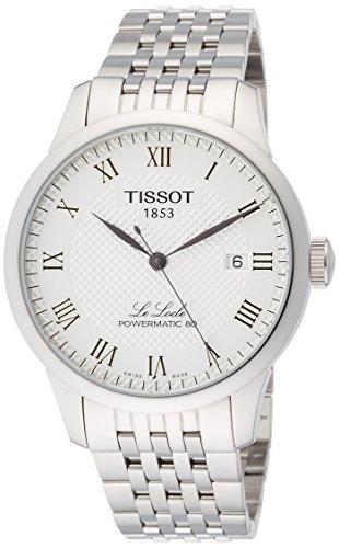 Tissot Herrenuhr Le Locle Automatic T006.407.11.033.00 (Tissot Uhren Mechanische)