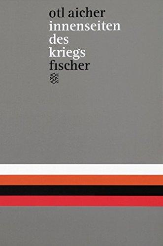 innenseiten des kriegs Buch-Cover