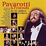 Pavarotti & Friends for the Children of Liberia [Import USA Zone 1]
