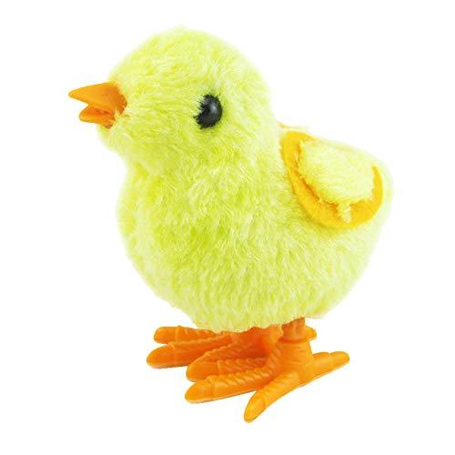 PerGrate Spielzeug, Kinder, zum Aufziehen, Jumping, Huhn, Entenn, Ostereier, Baby, Spielzeug, Partyzubehör, 1PCS