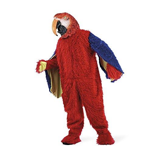 Imagen de limit sport  disfraz de mascota loro, para adultos, talla l ma322